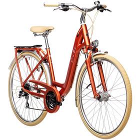 Cube Ella Ride Easy Entry, red'n'grey